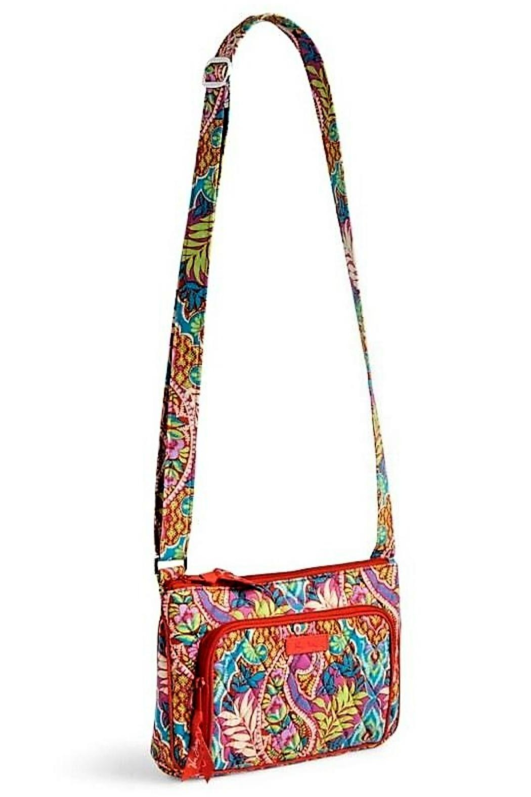Vera Bradley Little Hipster Pouch - Back Cropped Image