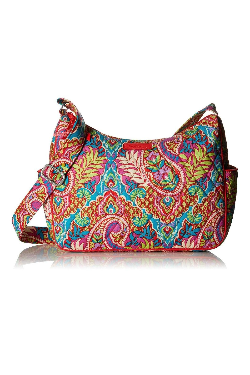 Vera Bradley Paisley Paradise On-The-Go - Front Full Image