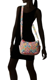 Vera Bradley Paisley Paradise On-The-Go - Side cropped