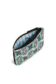 Vera Bradley Paisley Stripes Coin-Purse - Front full body