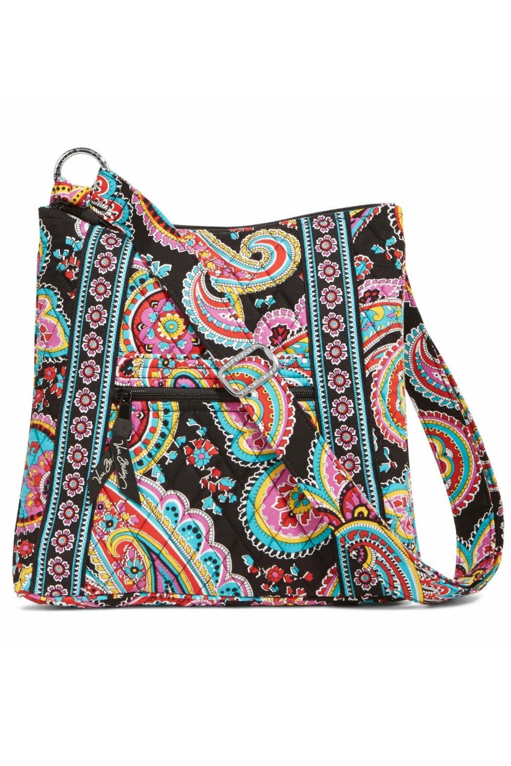Vera Bradley Parisian Paisley Hipster - Front Cropped Image