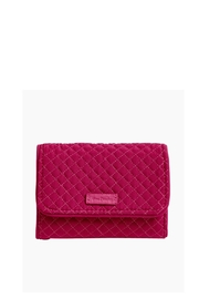 Vera Bradley Passion Pink Riley-Wallet - Product Mini Image