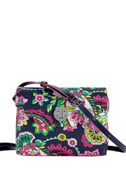 Vera Bradley Petal Paisley Scalloped-Hipster - Front cropped