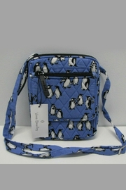 Vera Bradley Playful Penguins Mini-Hipster - Product Mini Image