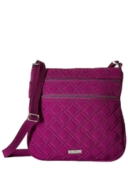 Vera Bradley Plum Triple Zip - Product Mini Image