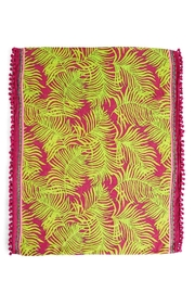Vera Bradley Palm Fronds Infinity-Scarf - Front full body