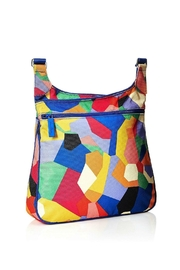 Vera Bradley Pop Art Canvas Bag - Front full body