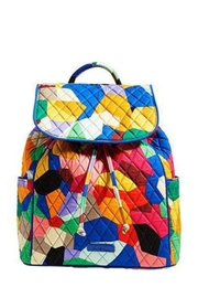 Vera Bradley Pop Art Drawstring-Backpack - Product Mini Image