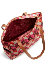 Vera Bradley Preppy Poly Bohemian Tote - Side cropped