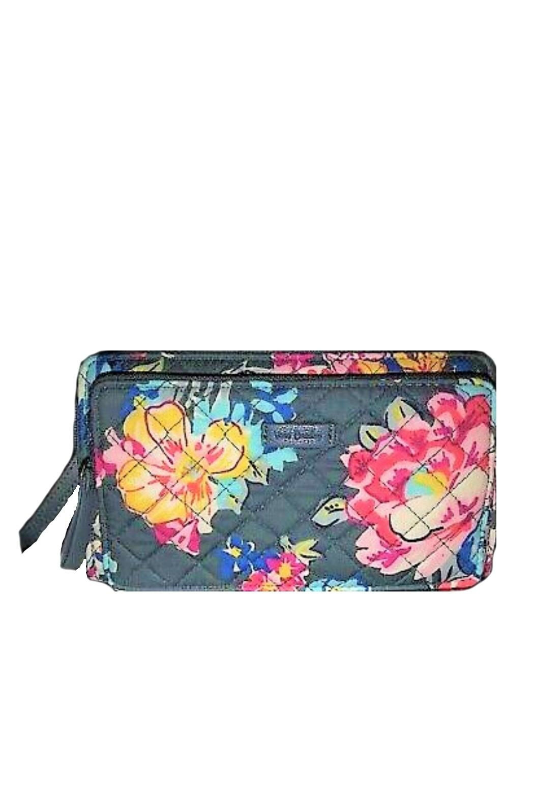Vera Bradley Pretty Posies Deluxe-All-Together - Main Image