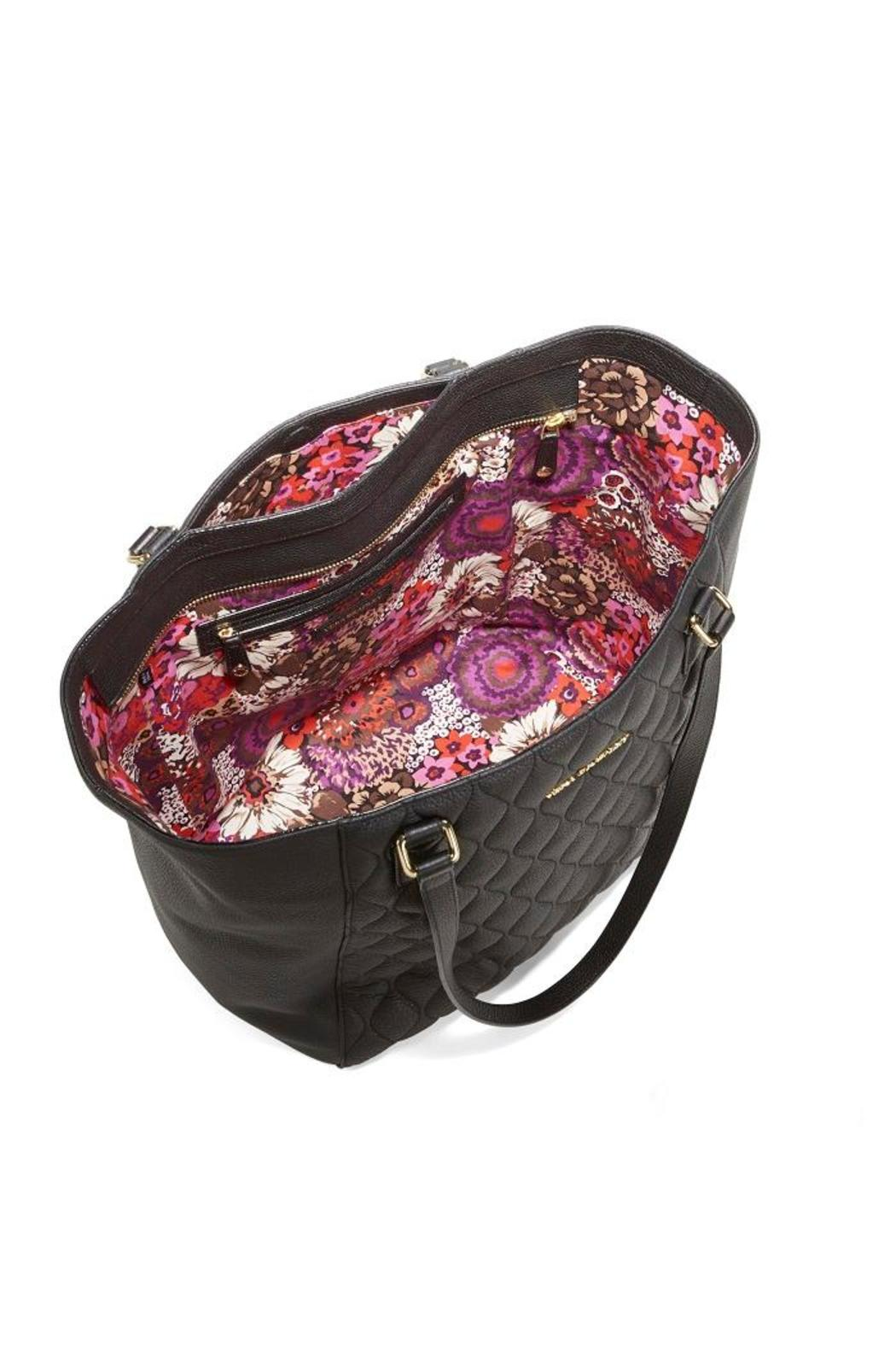 fe411446d7e4 Vera Bradley Quilted Ella Tote from Wisconsin by Wilkins   Olander ...