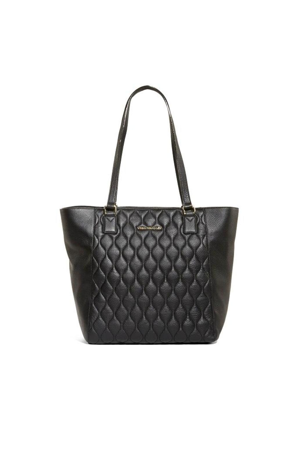 Vera Bradley Quilted Ella Tote From Wisconsin By Wilkins