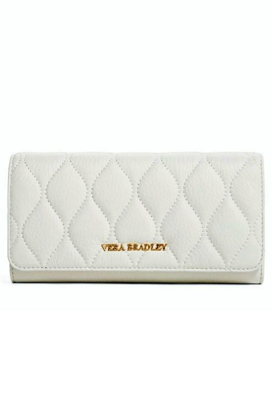 Vera Bradley Quilted Leather Audrey - Main Image
