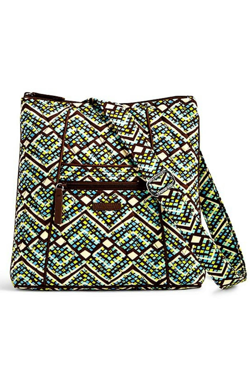 Vera Bradley Rain Forest Hipster - Front Cropped Image