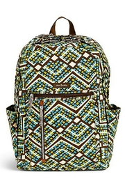 Vera Bradley Rain Forest Laptop-Backpack - Product Mini Image