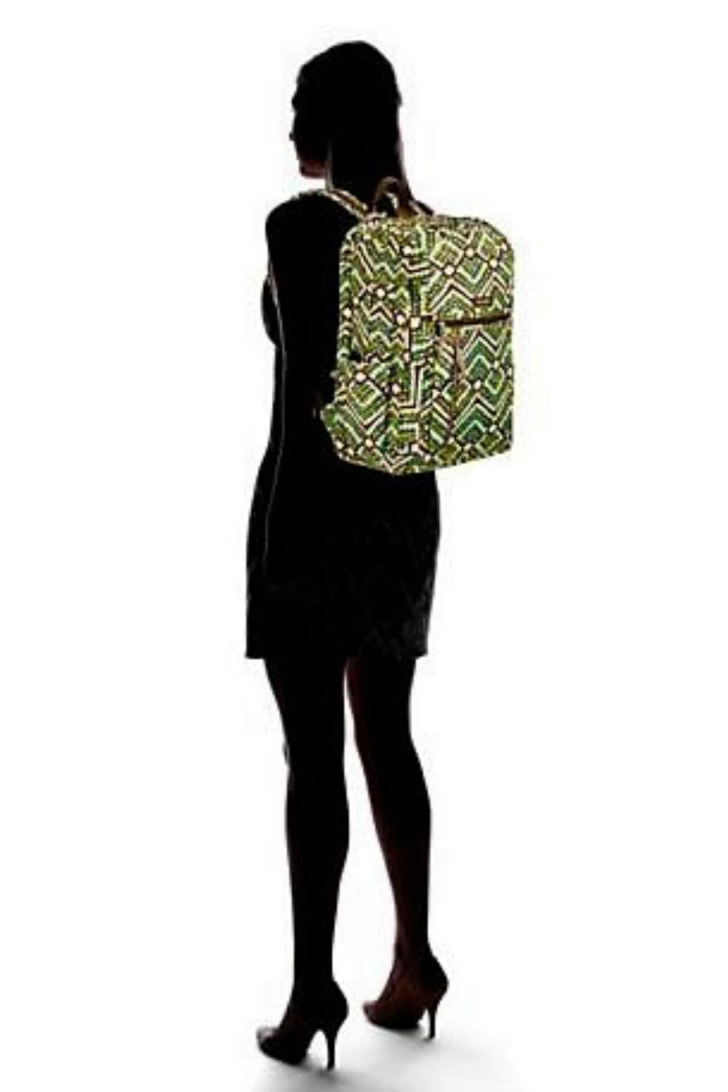 ae5e87b0e5c9 Vera Bradley Rain Forest Laptop-Backpack from Kentucky by Mimi s ...