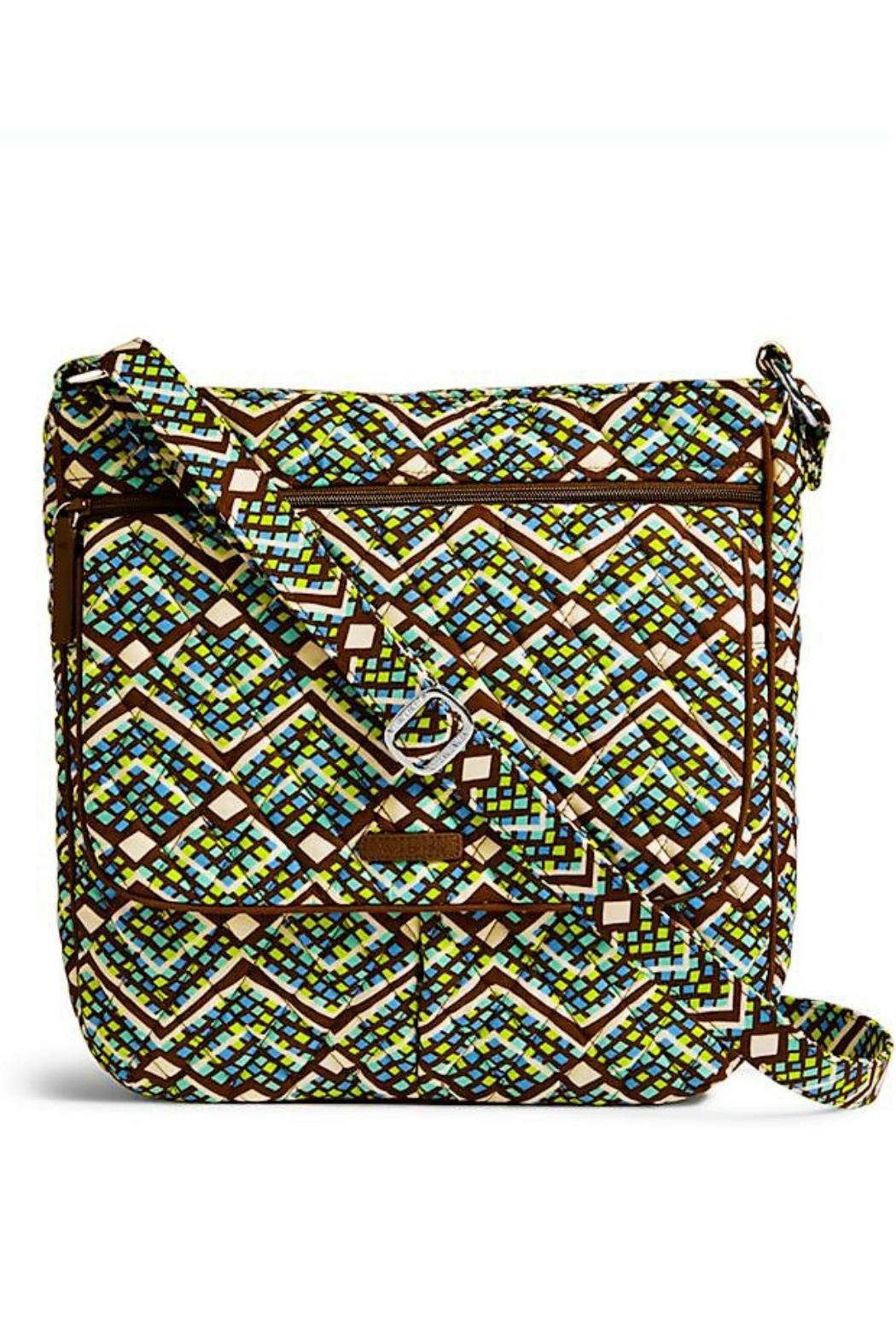 b2ed91e9dc07 Vera Bradley Rain Forest Mailbag from Kentucky by Mimi s Gift Gallery