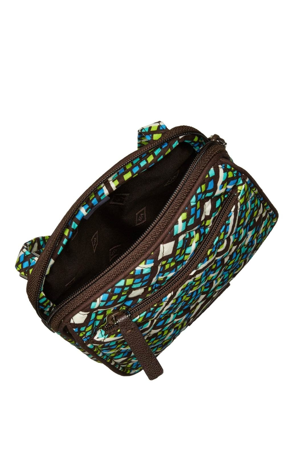Vera Bradley Rain Forest Mini-Hipster - Side Cropped Image