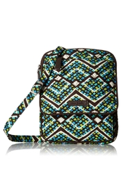 Vera Bradley Rain Forest Mini-Hipster - Front cropped