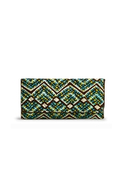 Vera Bradley Rain Forest Trifold - Front cropped