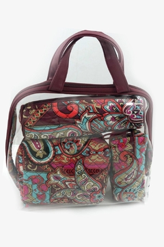 Vera Bradley Regal Paisley 4pc-Cosmetic - Product List Image