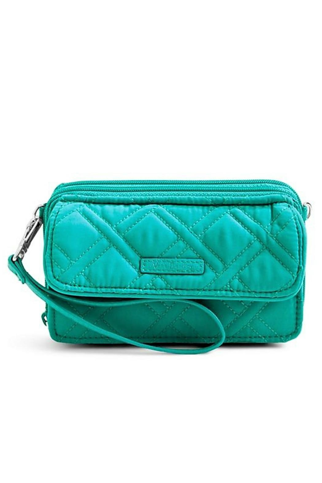 Vera Bradley Turquoise Sea All-In-One - Main Image
