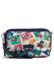 Vera Bradley Rfid Cuban Stamps Crossbody Bag - Product Mini Image