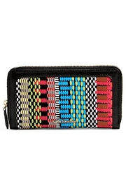 Vera Bradley Rfid Georgia Cha Wallet - Front cropped