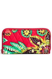 Vera Bradley Rfid Georgia Rumba Wallet - Product Mini Image