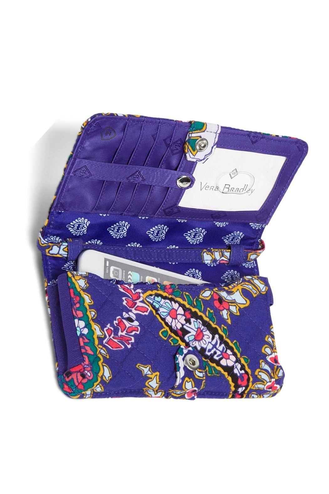 Vera Bradley Romantic Paisley All-Together - Front Full Image
