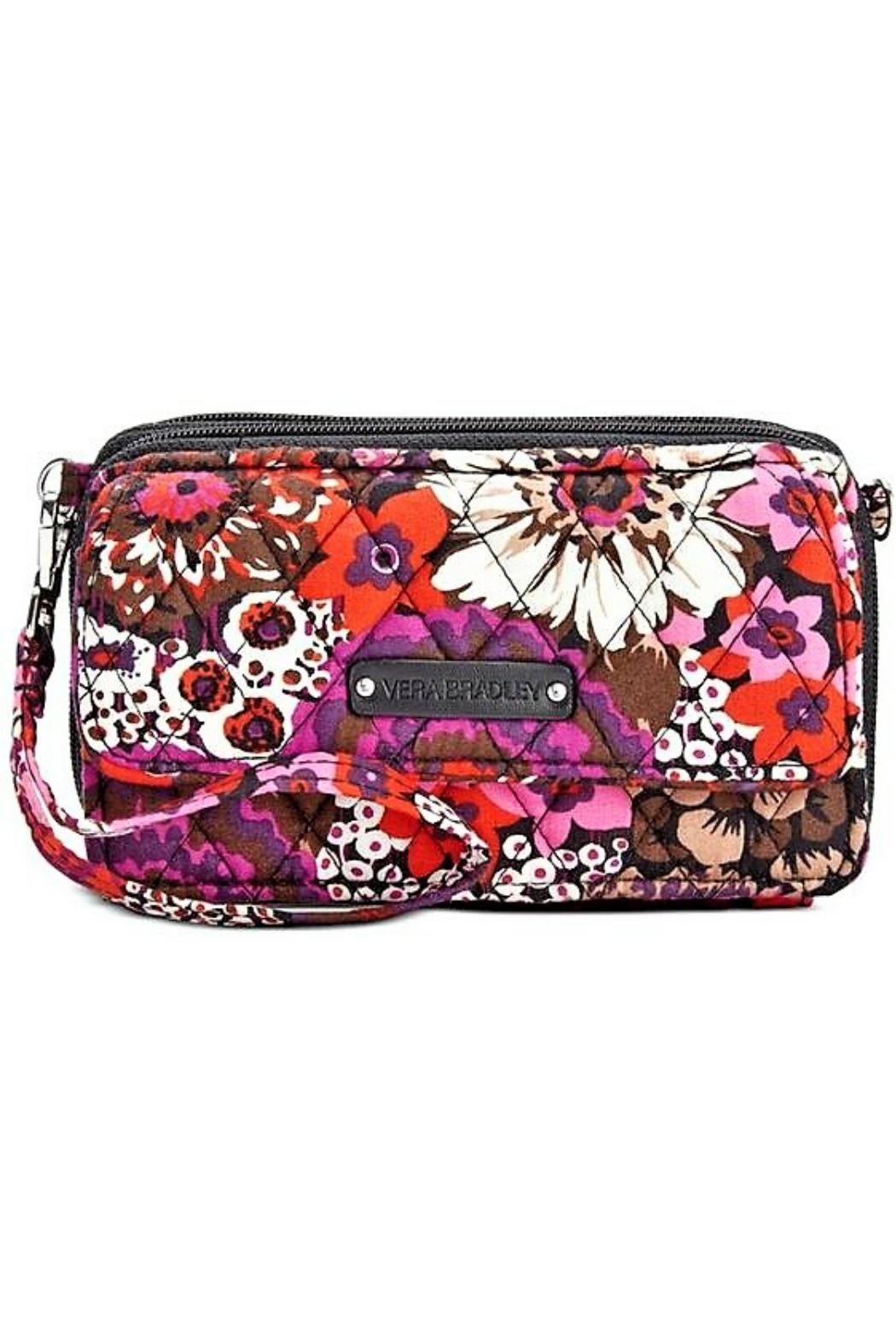 Vera Bradley Rosewood All-In-One Crossbody - Main Image