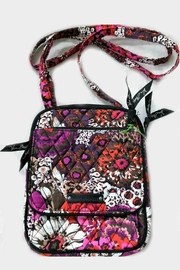 Vera Bradley Rosewood Mini Hipster - Front cropped