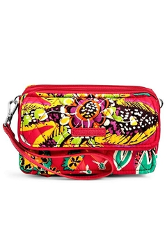 Vera Bradley Rumba All In One Crossbody Wallet - Product List Image