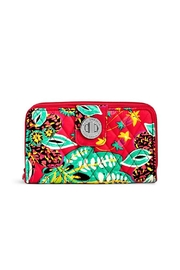 Vera Bradley Rumba Turnlock Wallet - Product Mini Image