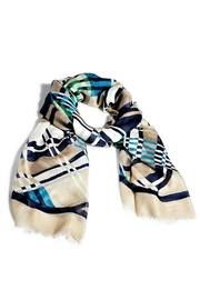 Vera Bradley Santiago Weave Scarf - Front cropped