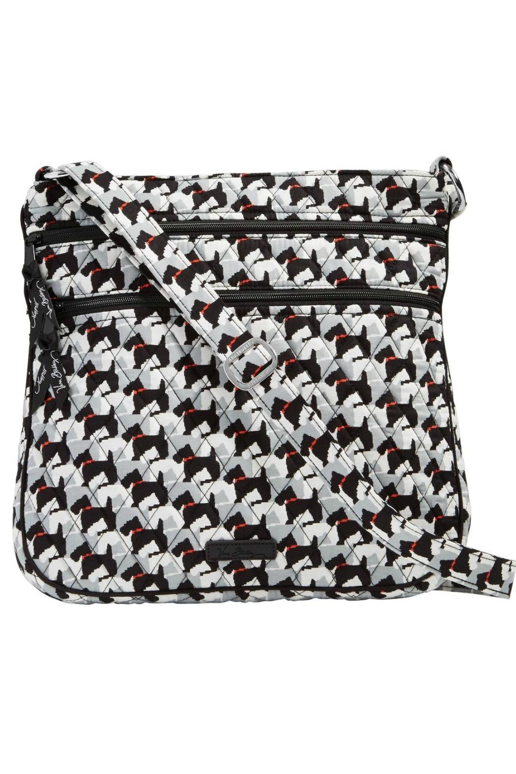 Vera Bradley Scottie Dogs Triple-Zip - Main Image
