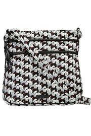 Vera Bradley Scottie Dogs Triple-Zip - Front cropped