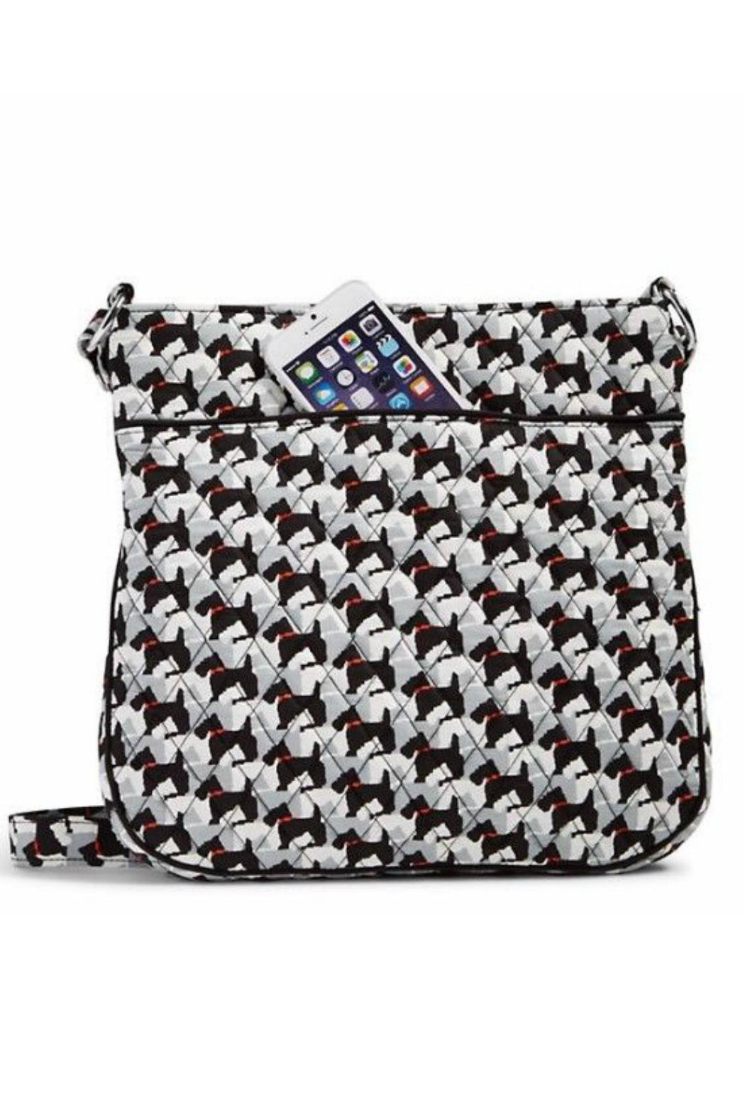 Vera Bradley Scottie Dogs Triple-Zip - Front Full Image