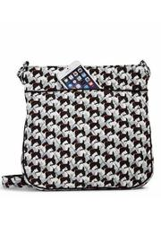 Vera Bradley Scottie Dogs Triple-Zip - Front full body