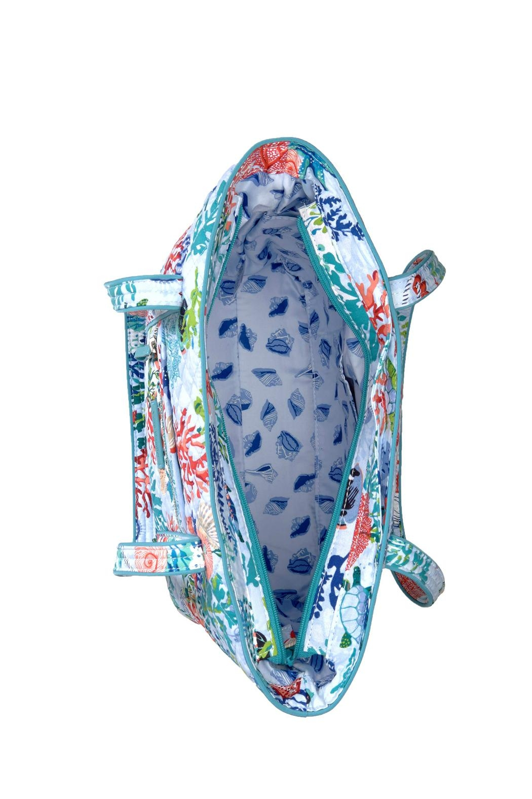 Vera Bradley Shore Thing Small-Vera - Side Cropped Image