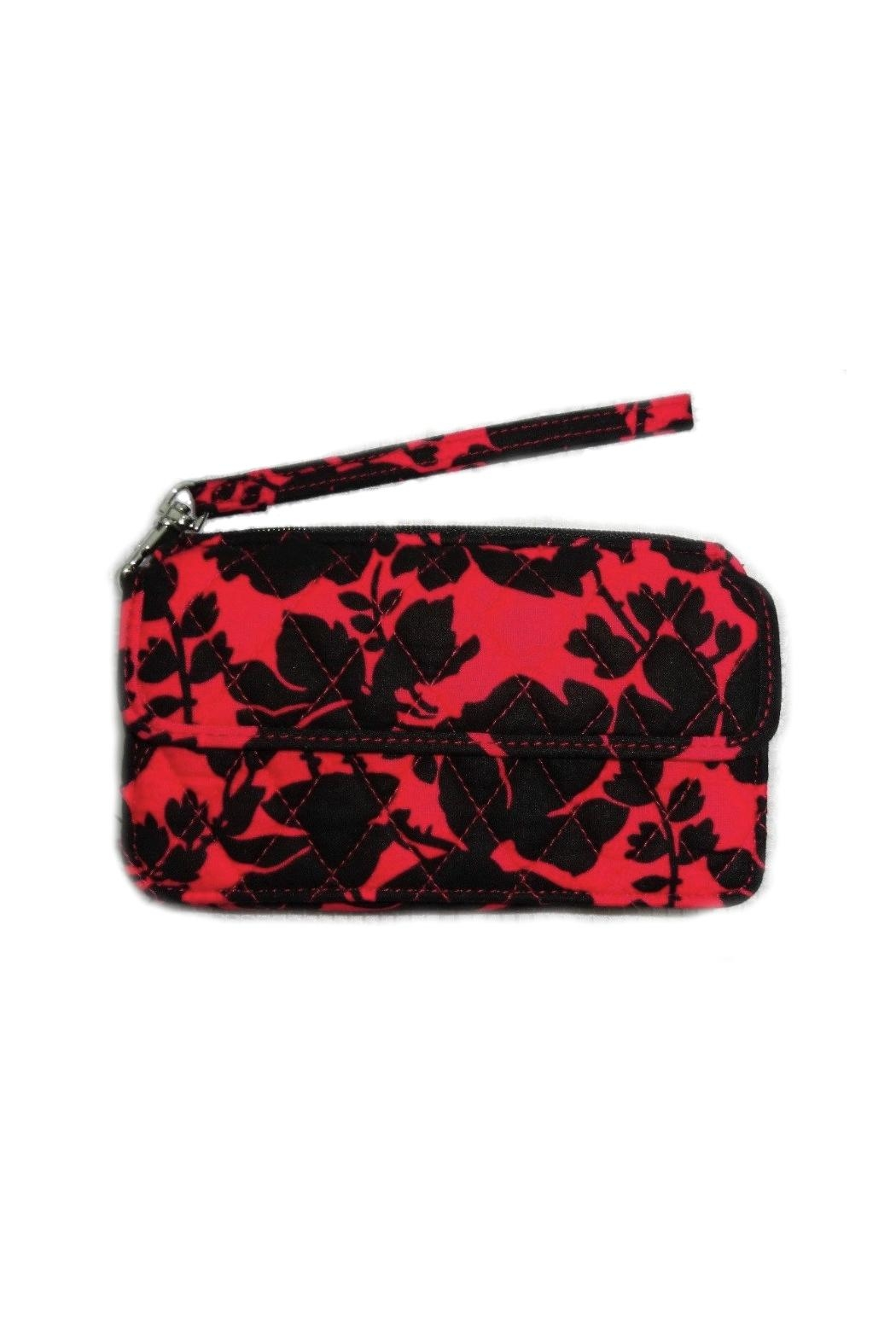Vera Bradley Silhouette Floral All-In-One - Main Image