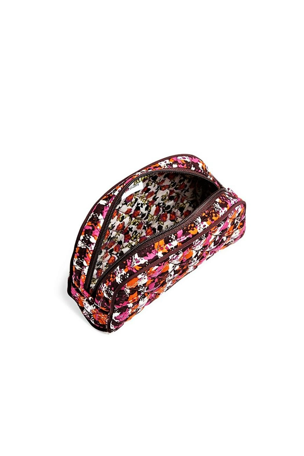 Vera Bradley Small Houndstooth Tweed Pouch - Front Full Image