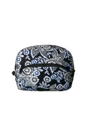Vera Bradley Snow Lotus Cosmetic - Front cropped