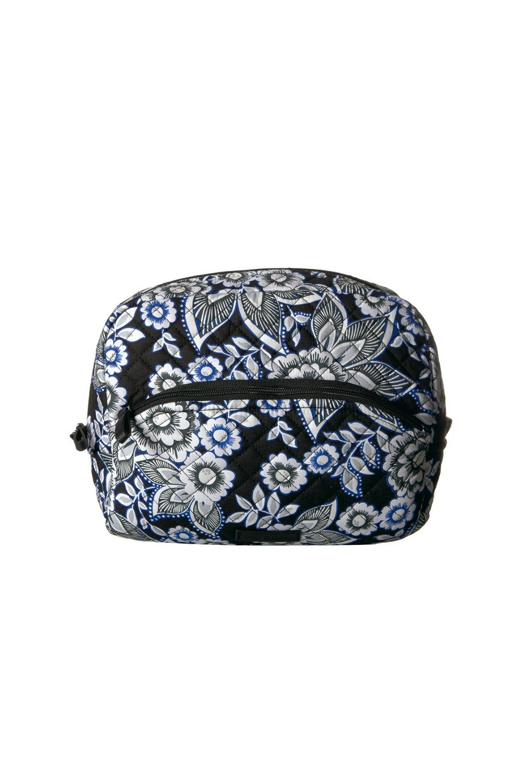 Vera Bradley Snow Lotus Cosmetic - Front Cropped Image