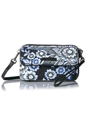 Vera Bradley Snow Lotus Crossbody - Product Mini Image