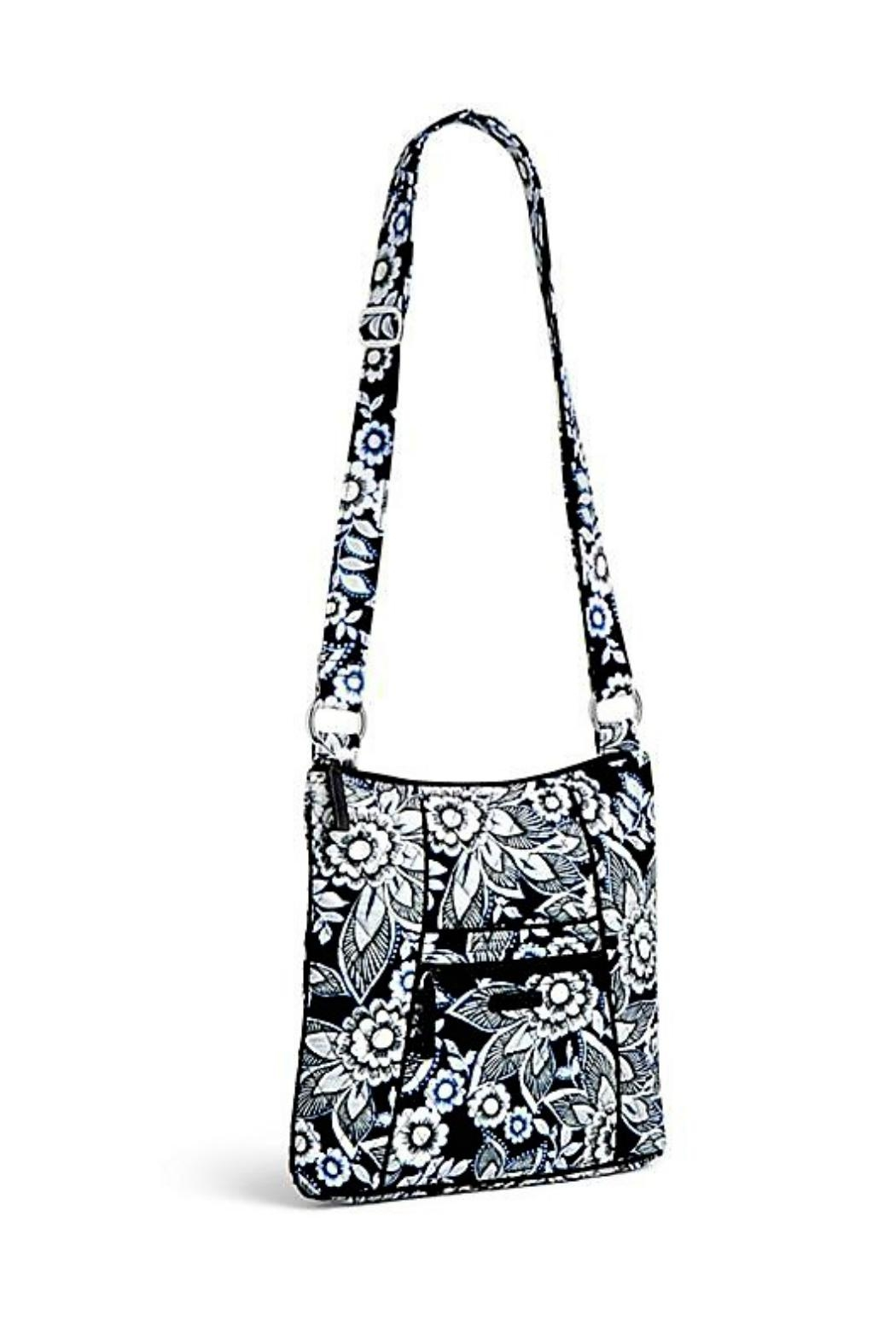 Vera Bradley Snow Lotus Hipster - Side Cropped Image