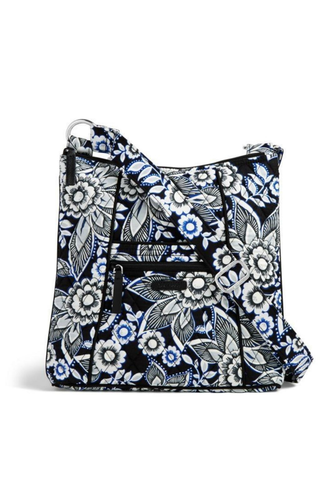 Vera Bradley Snow Lotus Hipster - Front Cropped Image