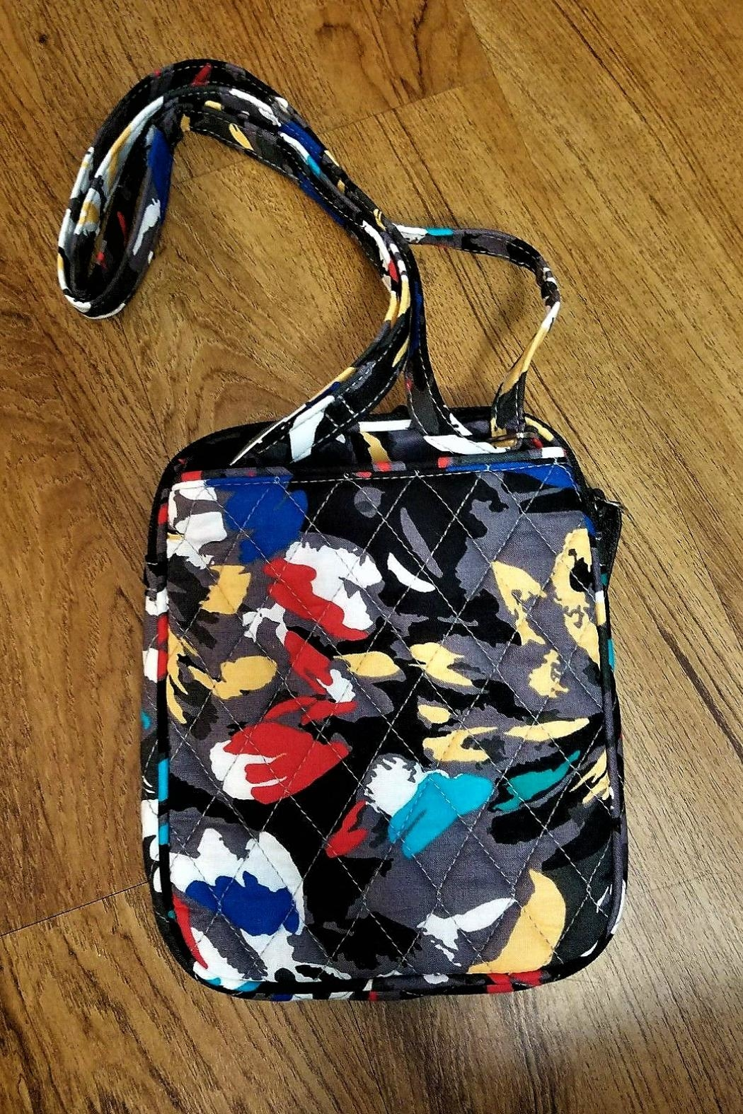 Vera Bradley Splash Mini Hipster - Side Cropped Image