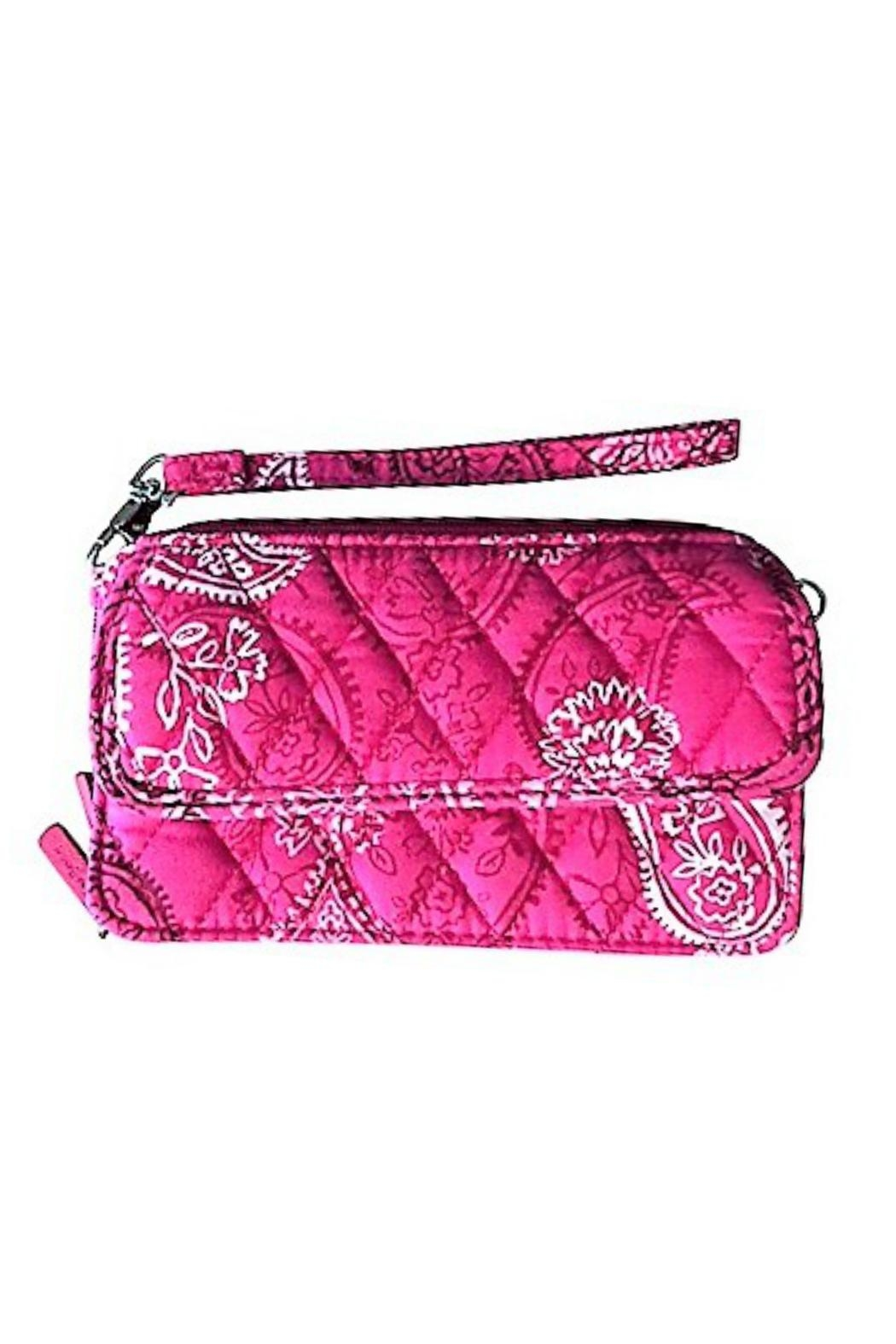 Vera Bradley Stamped Paisley All-In-One - Main Image