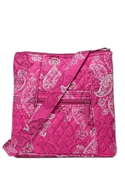 Vera Bradley Stamped Paisley Hipster - Front cropped